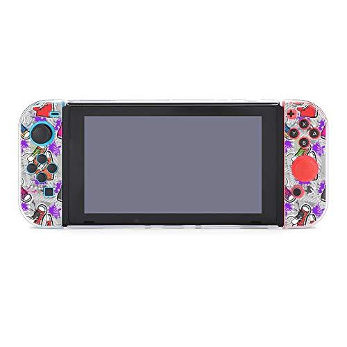 Schutzhülle für Nintendo Switch, Hippie-Schuhe, langlebige Schutzhülle für Nintendo Switch und Joy Con