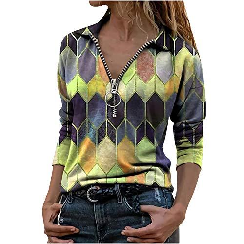 Damen Sweatshirts Mit Diamant Motiv Kapuzenpullover Hoodie Pullover Langarm Blusen Beste Mode Classic Casual Sweatshirts...